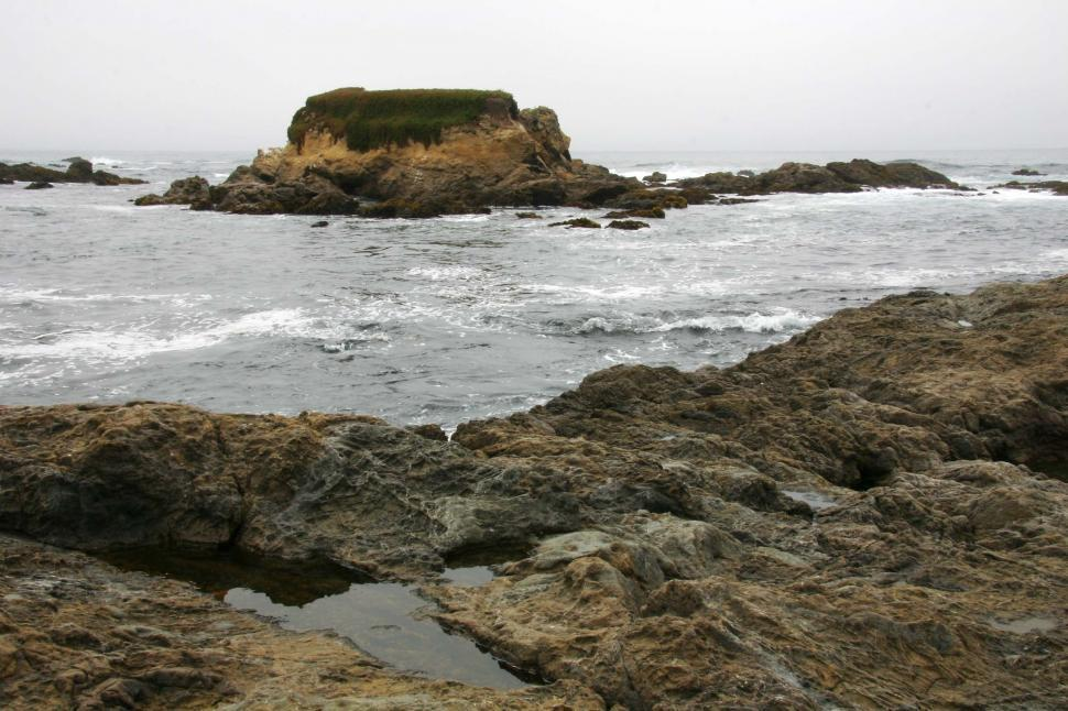 Download Free Stock HD Photo of Northern california beach Online
