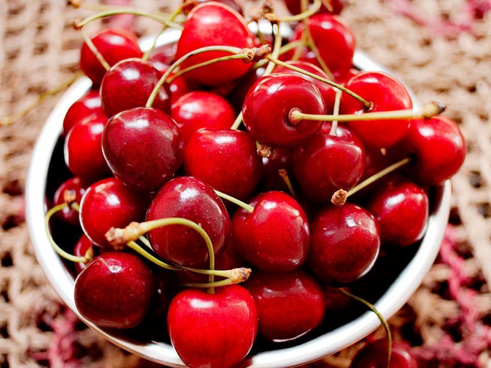 Download Free Stock HD Photo of Cherries Online