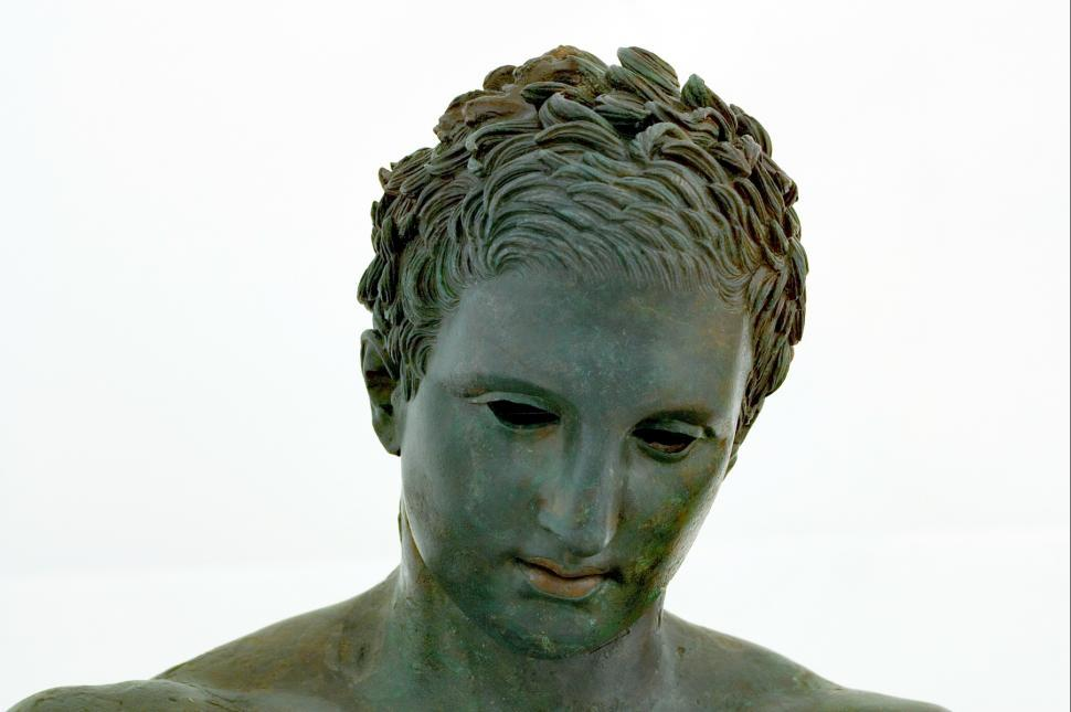 Download Free Stock Photo of Roman sculpture