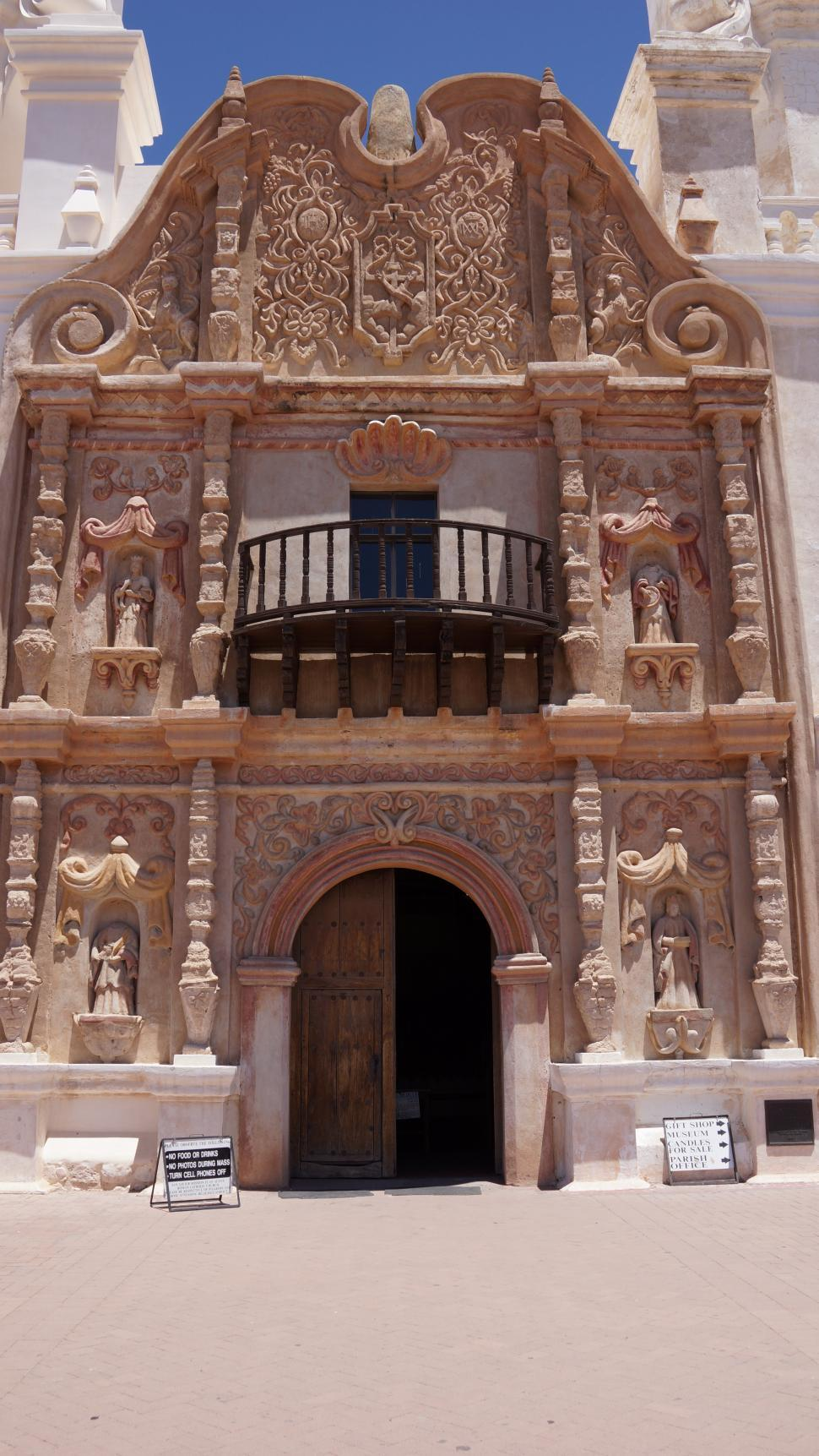 Download Free Stock Photo of Mexican Mission Church
