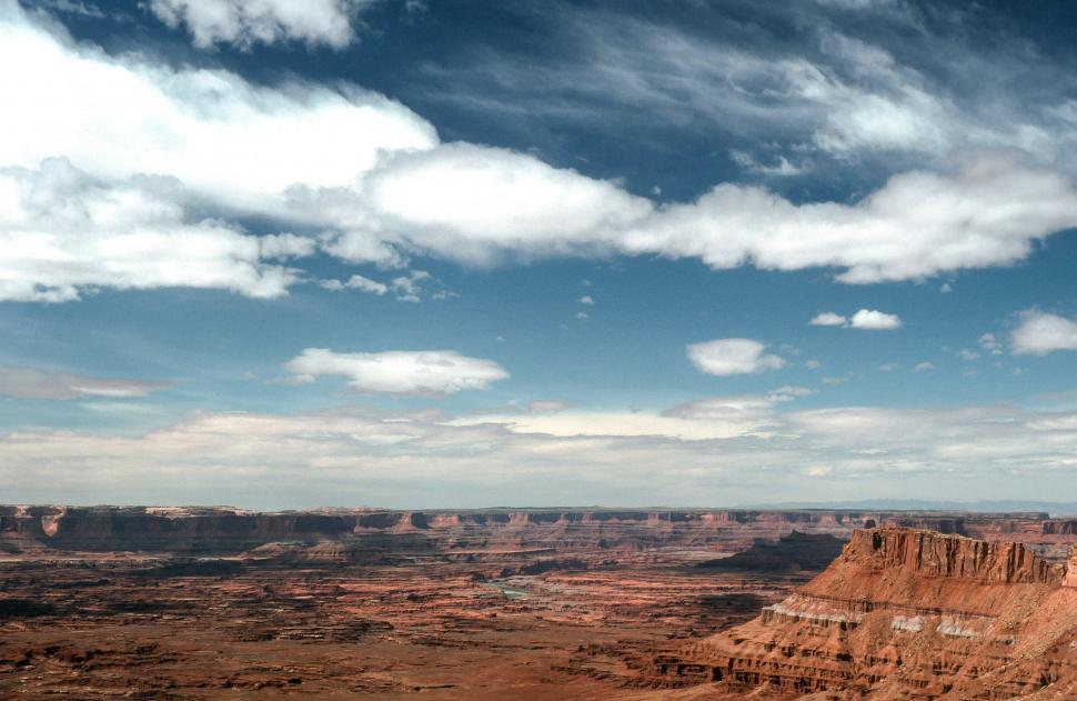 Download Free Stock HD Photo of Canyonlands National Park in Utah Online