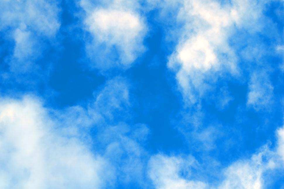 Download Free Stock Photo of Sky and clouds background
