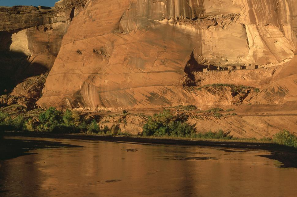 Download Free Stock Photo of Canyon de Chelly National Monument Cliff Dwelling