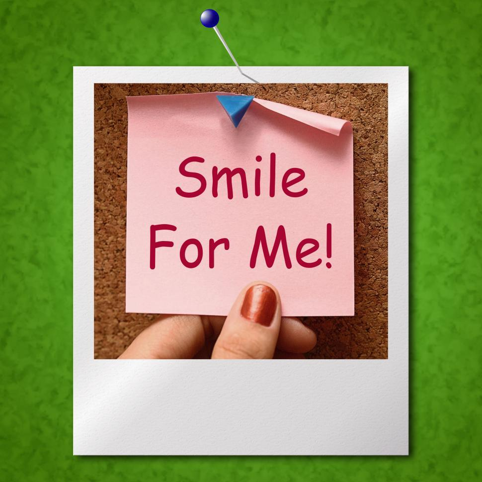 Download Free Stock Photo of Smile For Me Photo Means Be Happy Cheerful