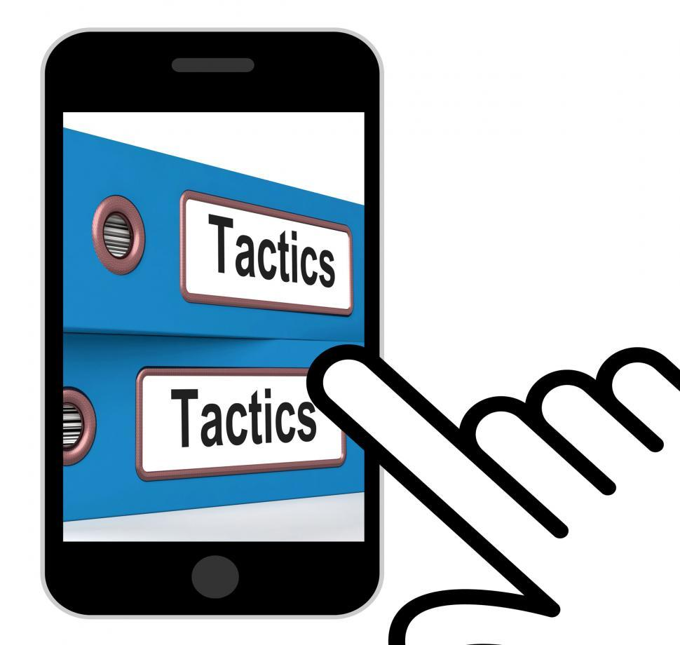Download Free Stock HD Photo of Tactics Folders Displays Organisation And Strategic Methods Online