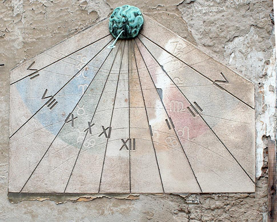 Download Free Stock HD Photo of Sundial Online