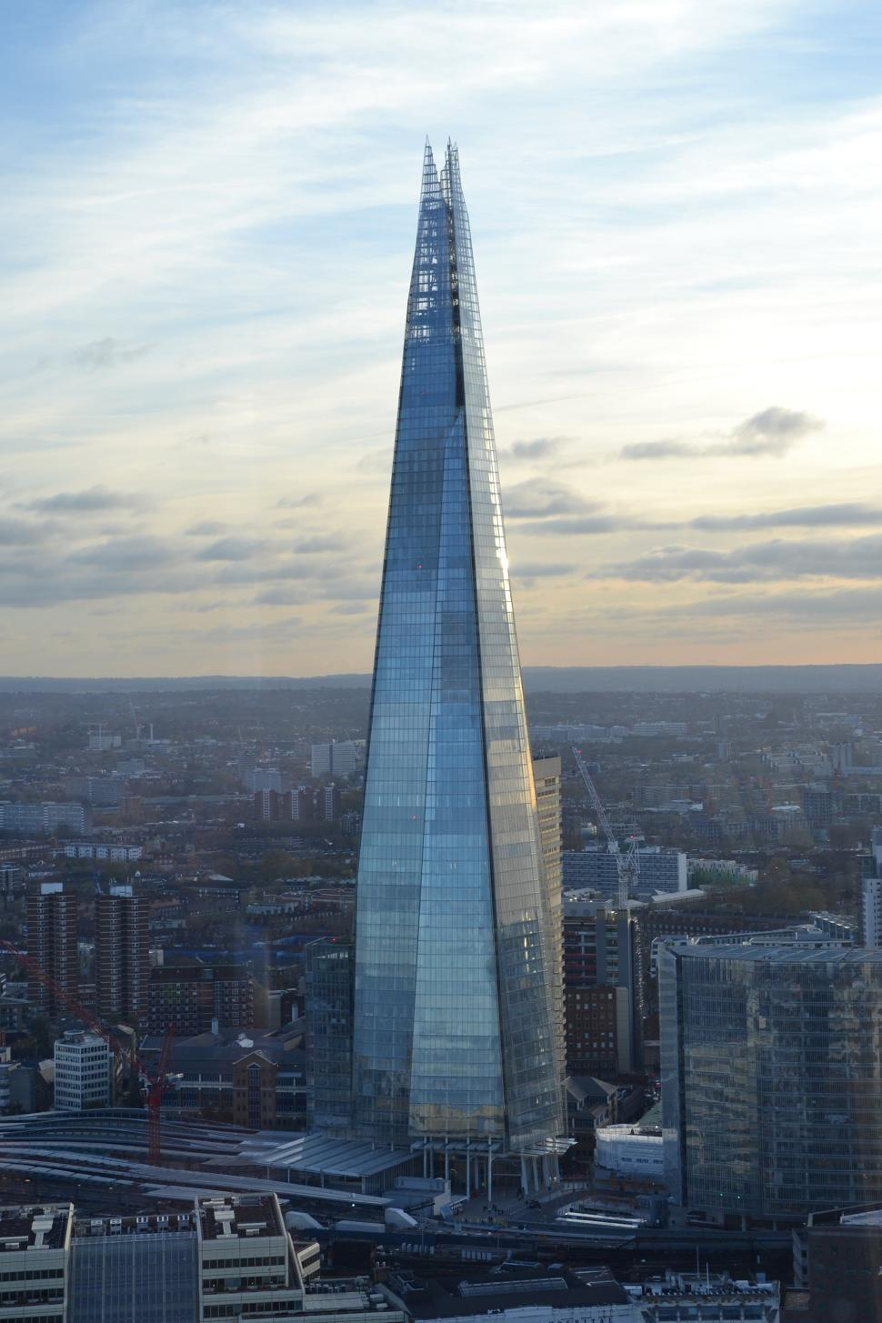 Download Free Stock Photo of The Shard