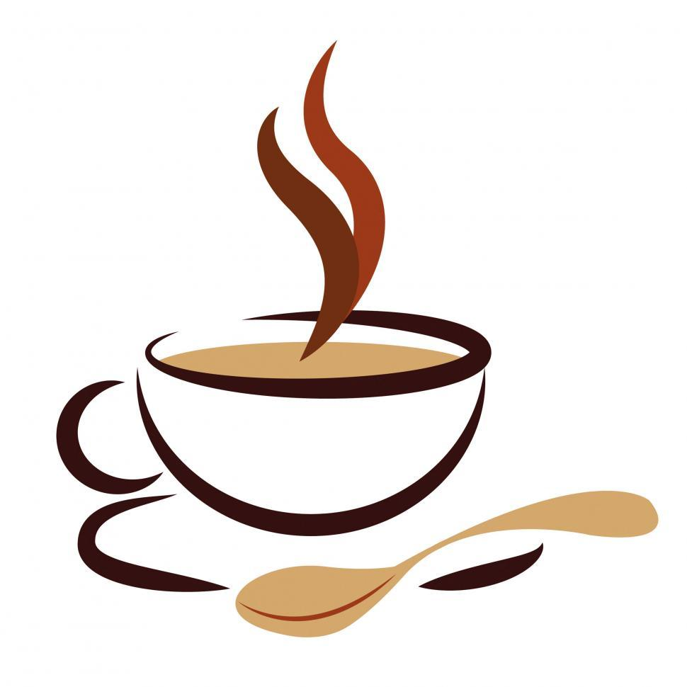 Download Free Stock Photo of Beverage Hot Represents Best Coffee And Cafe