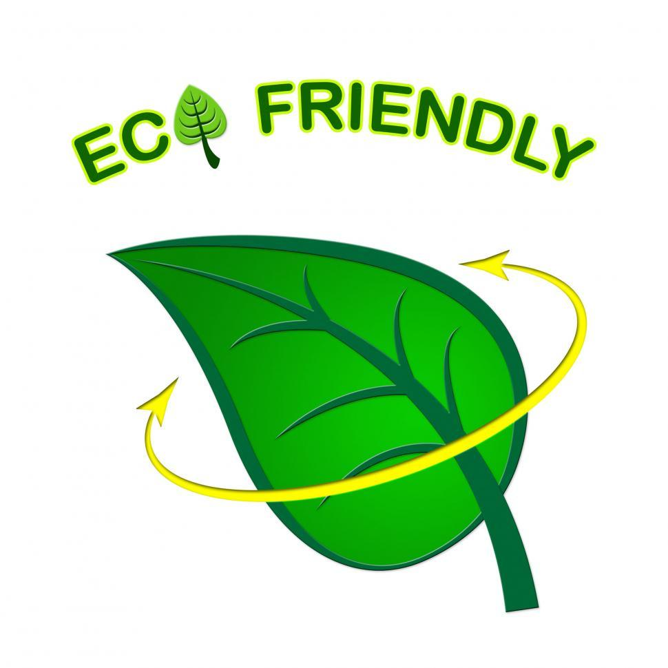 Download Free Stock HD Photo of Eco Friendly Indicates Go Green And Eco-Friendly Online