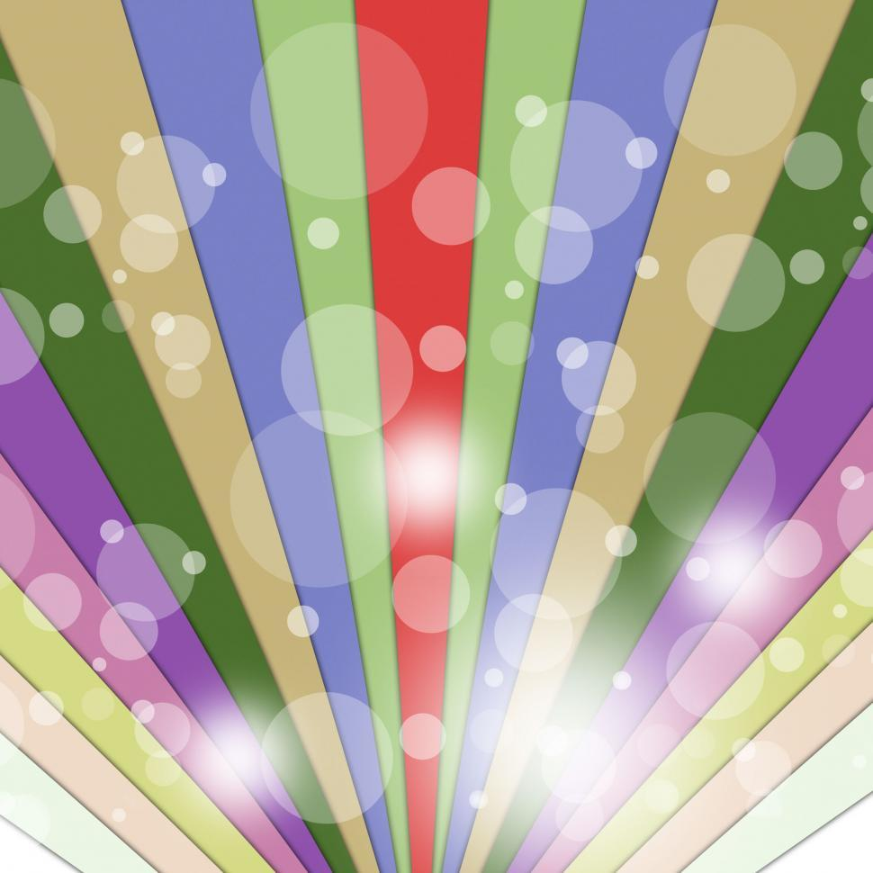Download Free Stock HD Photo of Rays Color Indicates Multicolored Beam And Vibrant Online