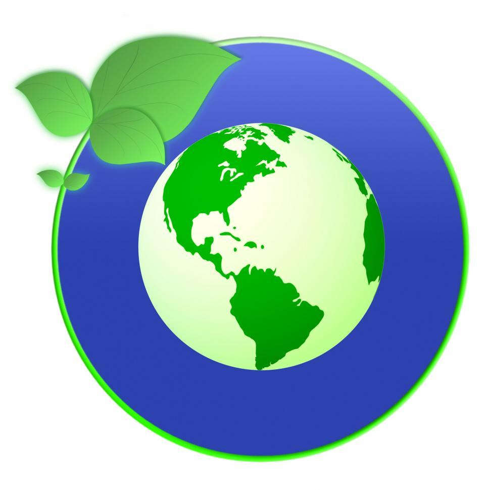 Download Free Stock HD Photo of Eco Friendly Means Go Green And Earth Online