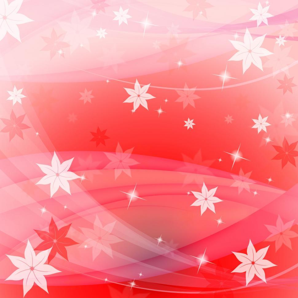Download Free Stock Photo of Twirl Star Means Wave Design And Stars
