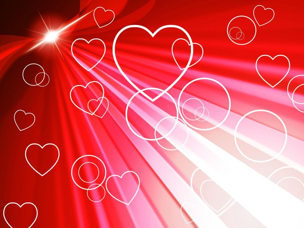 Download Free Stock HD Photo of Background Red Means Valentines Day And Backdrop Online