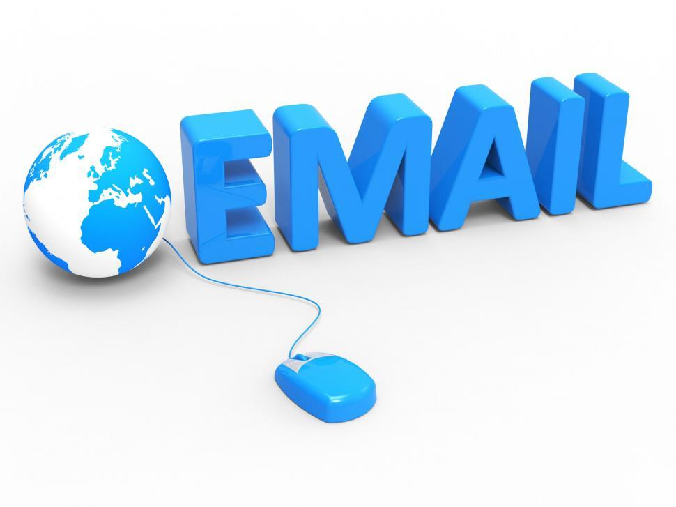Download Free Stock HD Photo of Internet Global Means World Wide Web And Communicate Online