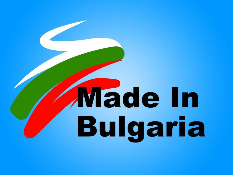 Download Free Stock HD Photo of Bulgaria Trade Shows Made In And Commerce Online