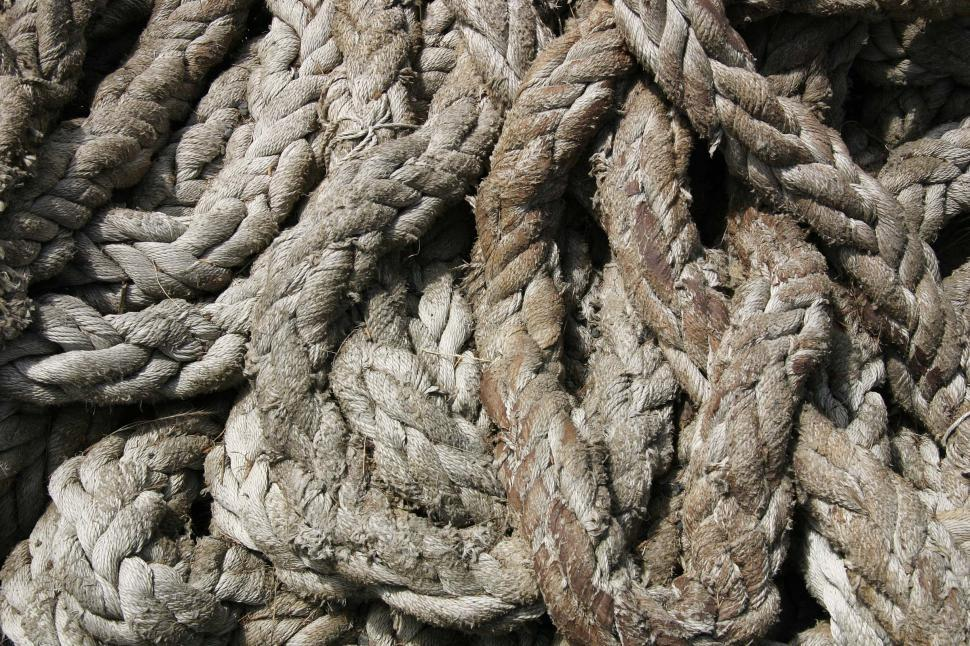 Download Free Stock HD Photo of Braided rope Online