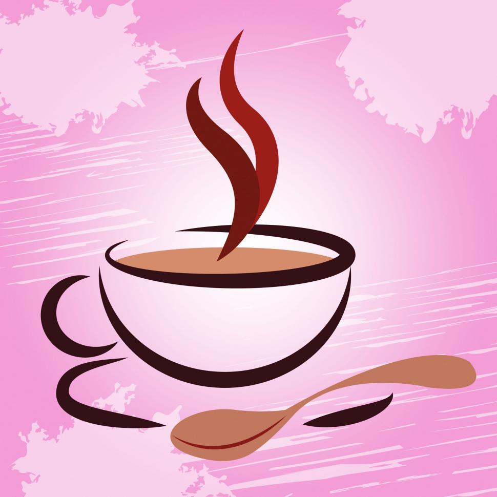Download Free Stock HD Photo of Hot Beverage Indicates Coffee Break And Cafeteria Online