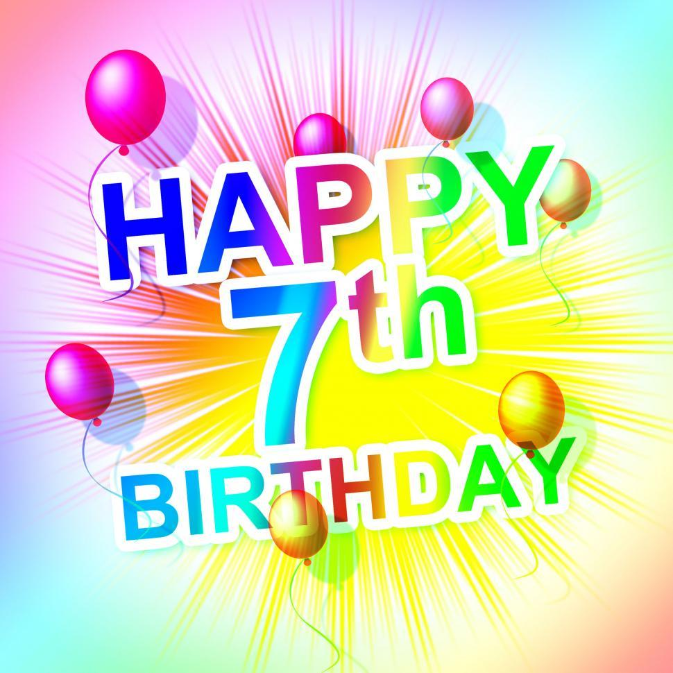 Download Free Stock HD Photo of Happy Birthday Represents Fun Celebration And Celebrations Online