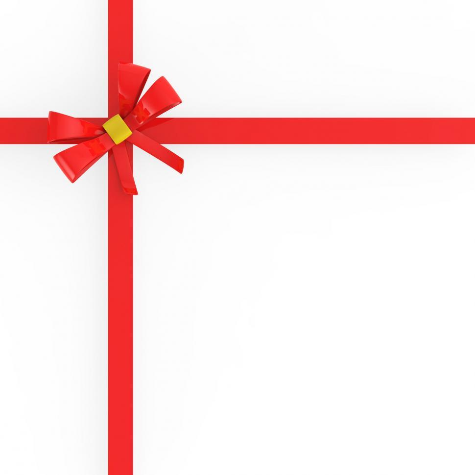 Download Free Stock Photo of Gift Copyspace Shows Surprises Surprise And Giftbox