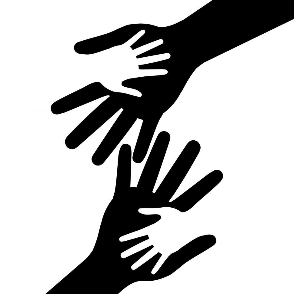 Download Free Stock HD Photo of Holding Hands Represents Mom Multiethnic And Parent Online