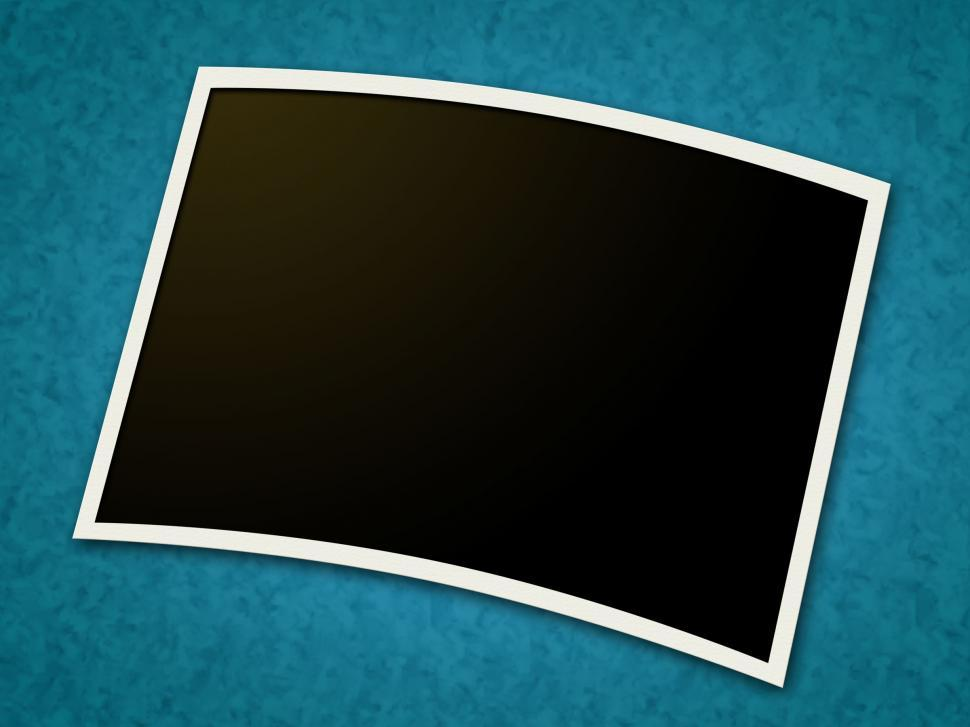Download Free Stock HD Photo of Photo Frames Represents Text Space And Blank Online