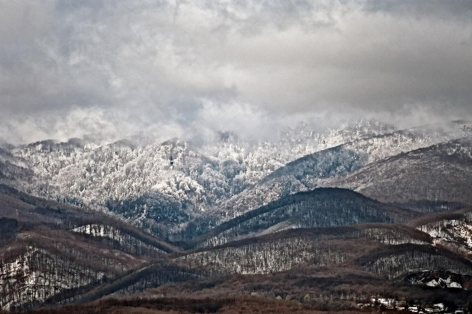 Download Free Stock Photo of Mountain view 2