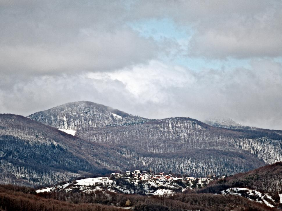 Download Free Stock HD Photo of Mountain view 3 Online