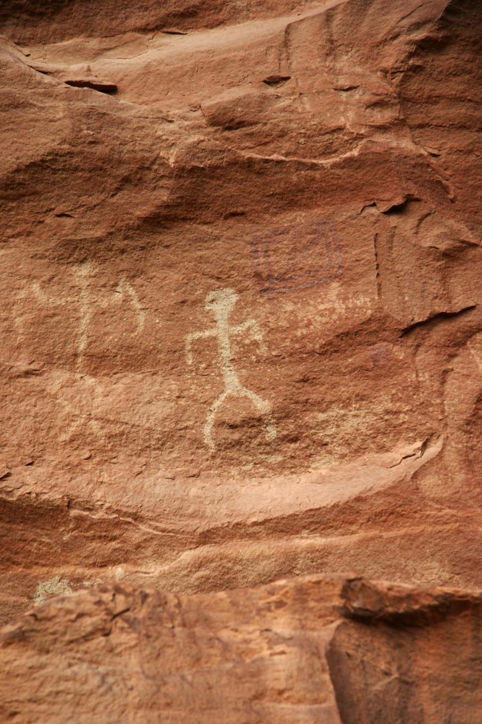 Download Free Stock HD Photo of Petroglyphs Online