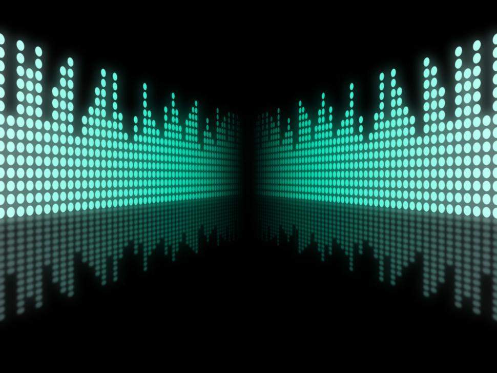 Download Free Stock HD Photo of Background Copyspace Means Sound Track And Acoustic Online