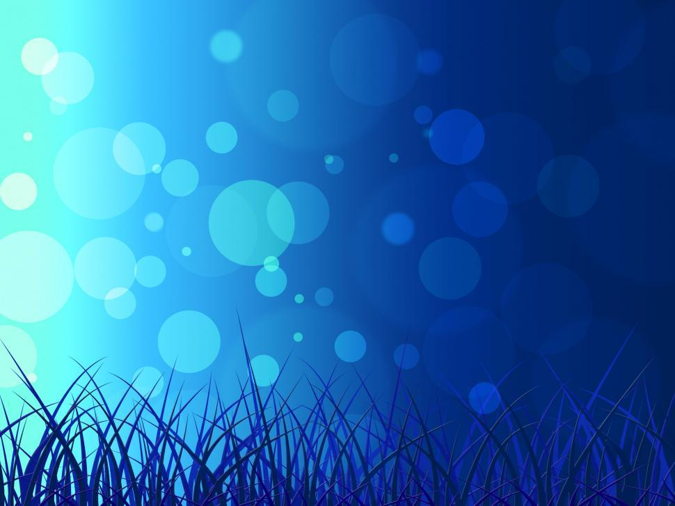 Download Free Stock HD Photo of Grass Bokeh Represents Blank Space And Background Online