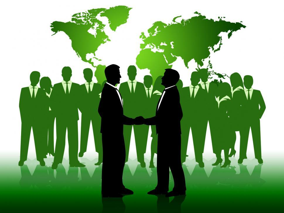 Download Free Stock HD Photo of Business People Shows Working Together And Businessmen Online