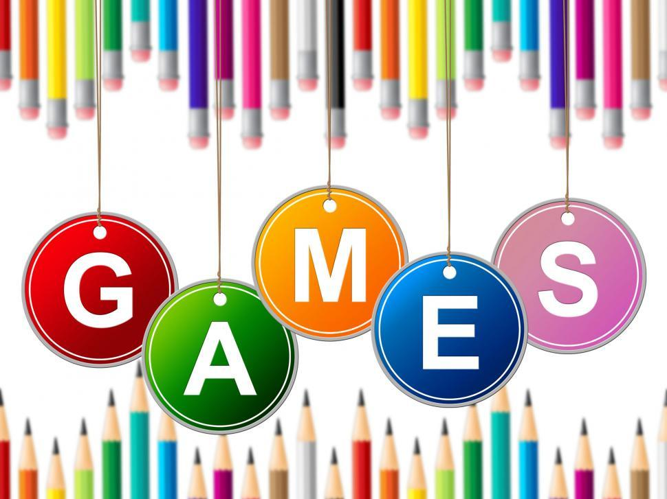 Download Free Stock Photo of Games Play Indicates Leisure Gaming And Entertainment