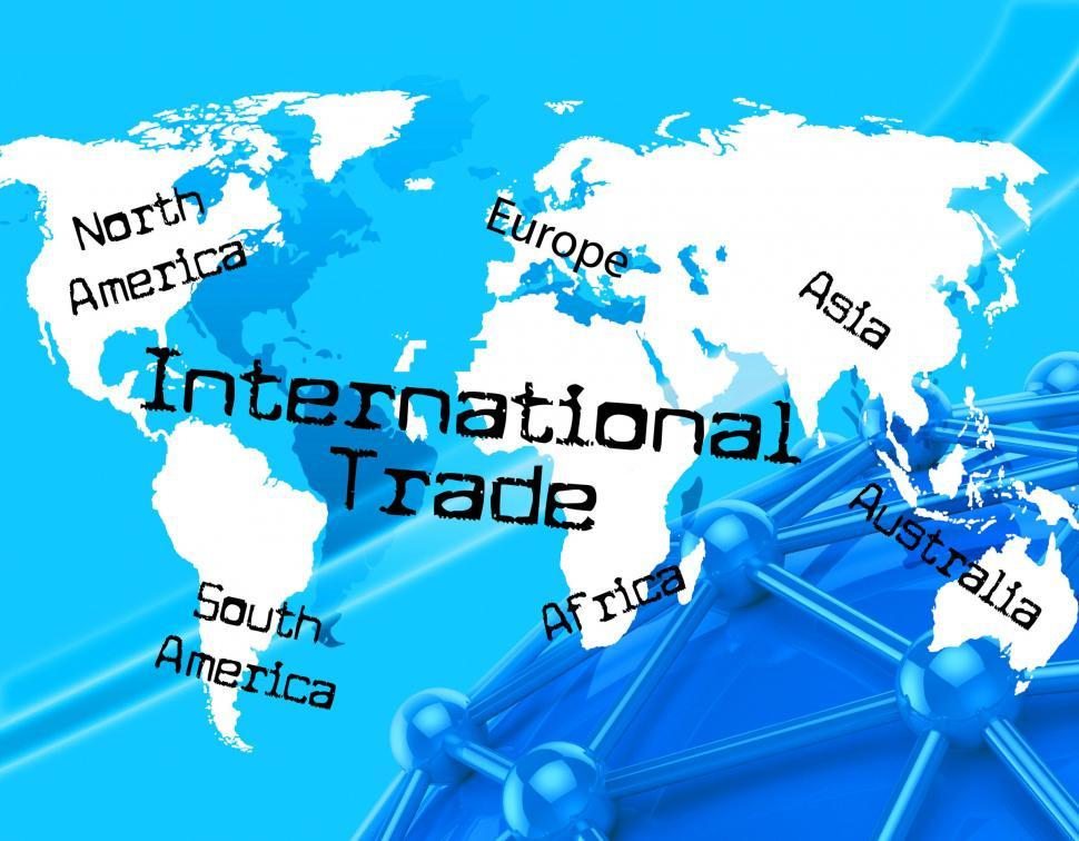 Download Free Stock Photo of Trade International Shows Across The Globe And World