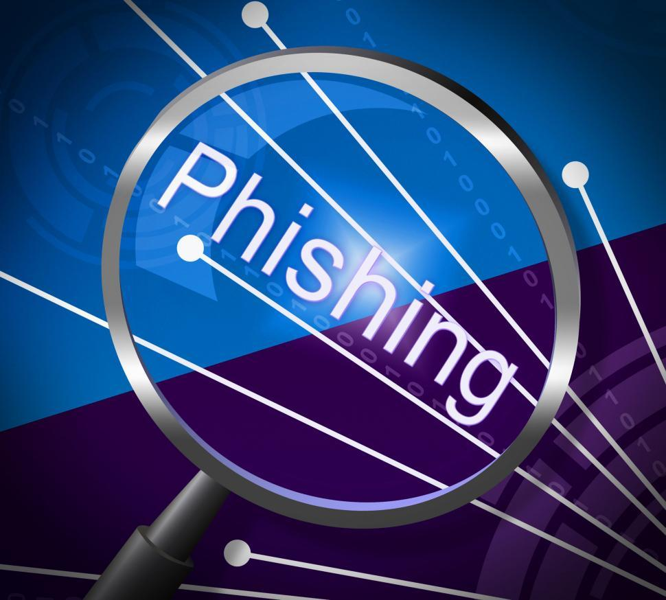 Download Free Stock HD Photo of Phishing Fraud Represents Rip Off And Cheat Online