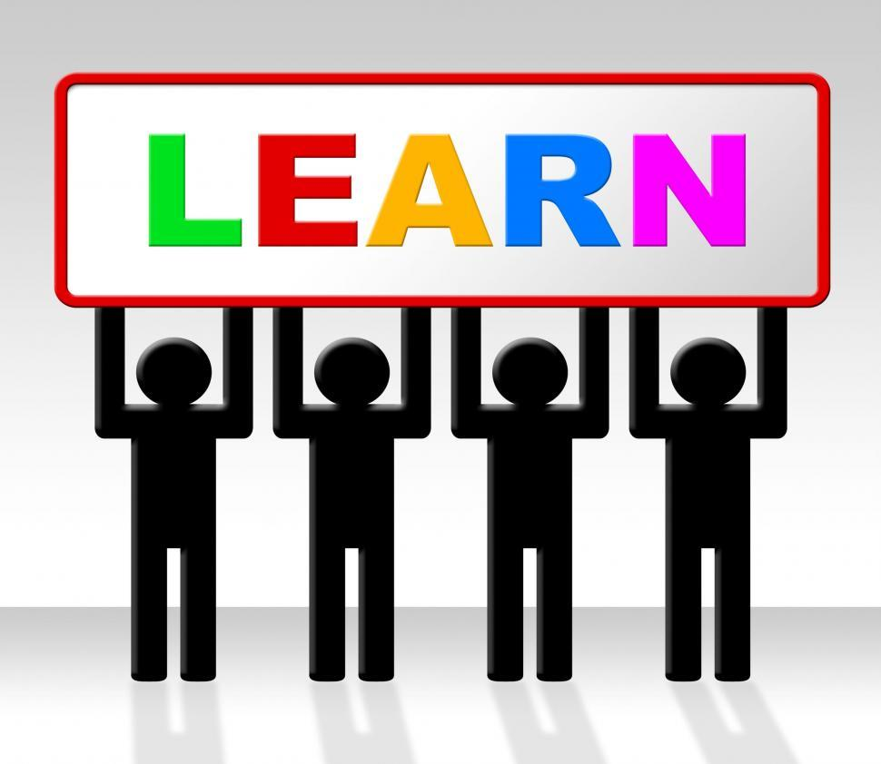 Download Free Stock Photo of Learn Learning Means Learned School And College