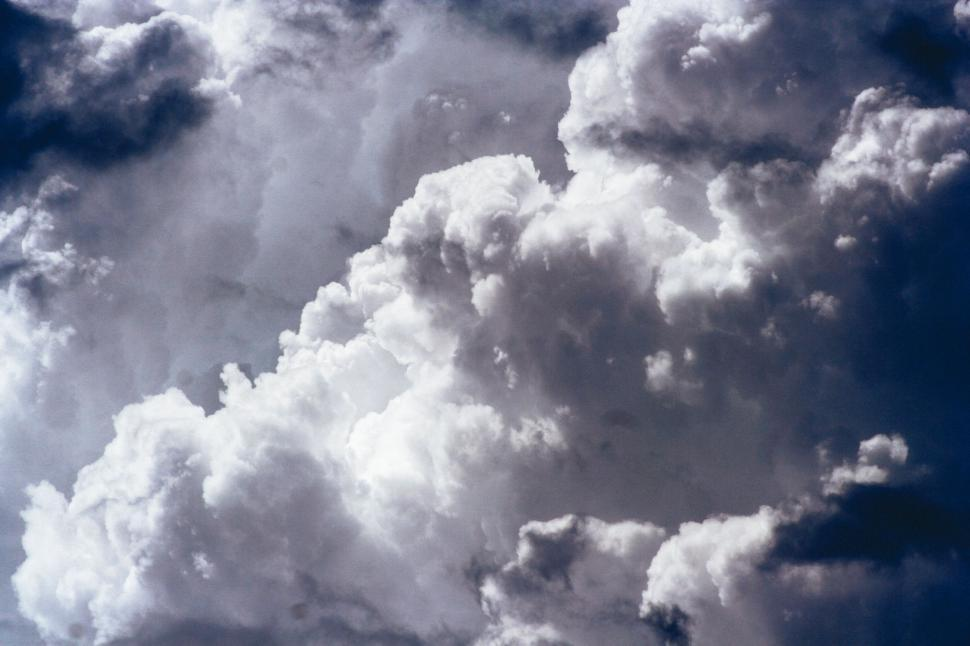 Download Free Stock Photo of sky atmosphere clouds meteorology weather cloud spring cloudscape sun heaven air light environment sunlight clear landscape day summer climate cloudy fluffy high outdoors space geyser bright overcast sunny scenic season cumulus geological formation horizon scene color