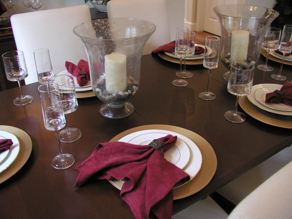 Download Free Stock Photo of Place Setting