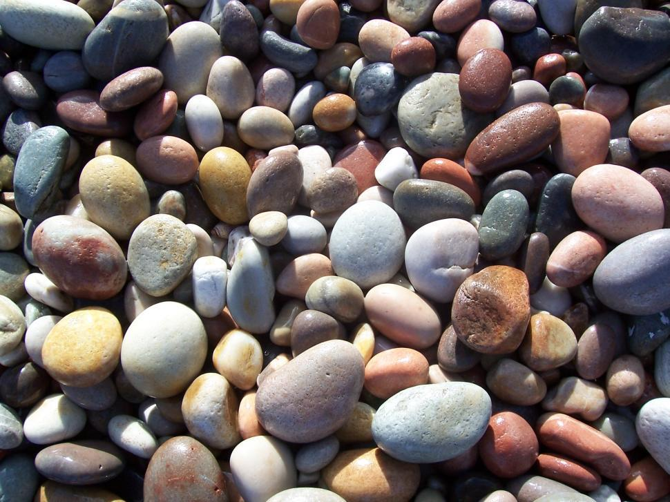 Download Free Stock Photo of Pebbles 4