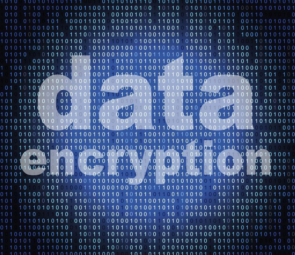 Download Free Stock HD Photo of Data Encryption Represents Cryptography Protect And Login Online