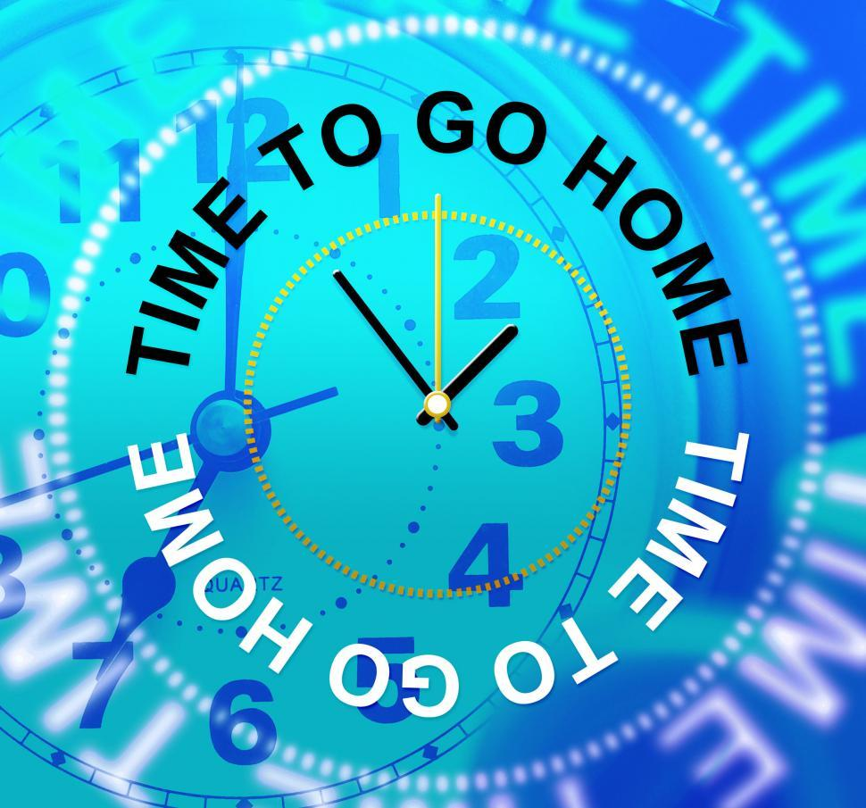 Download Free Stock HD Photo of Go Home Indicates See You Soon And Apartment Online
