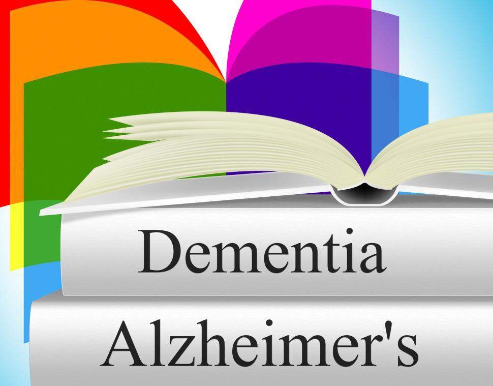 Download Free Stock Photo of Dementia Alzheimers Shows Alzheimer s Disease And Confusion