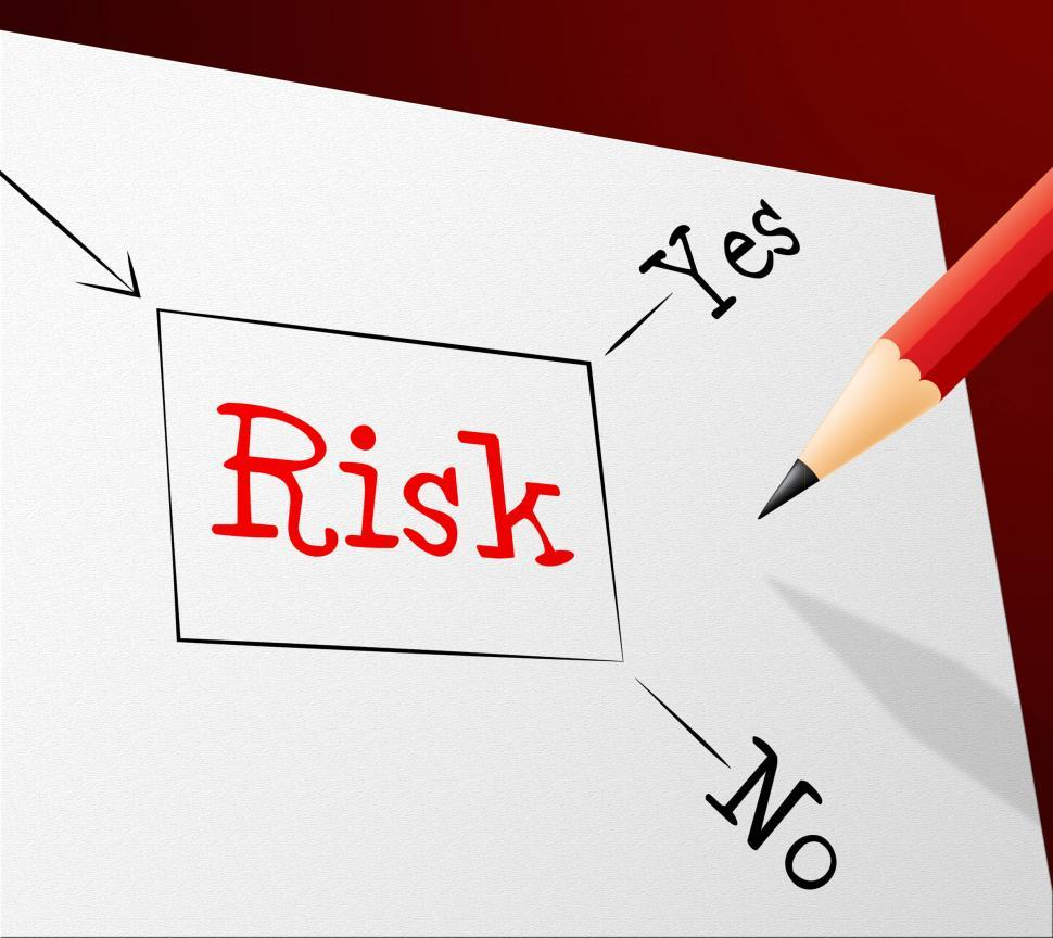 Download Free Stock HD Photo of Risk Choice Indicates Problems Hazard And Direction Online