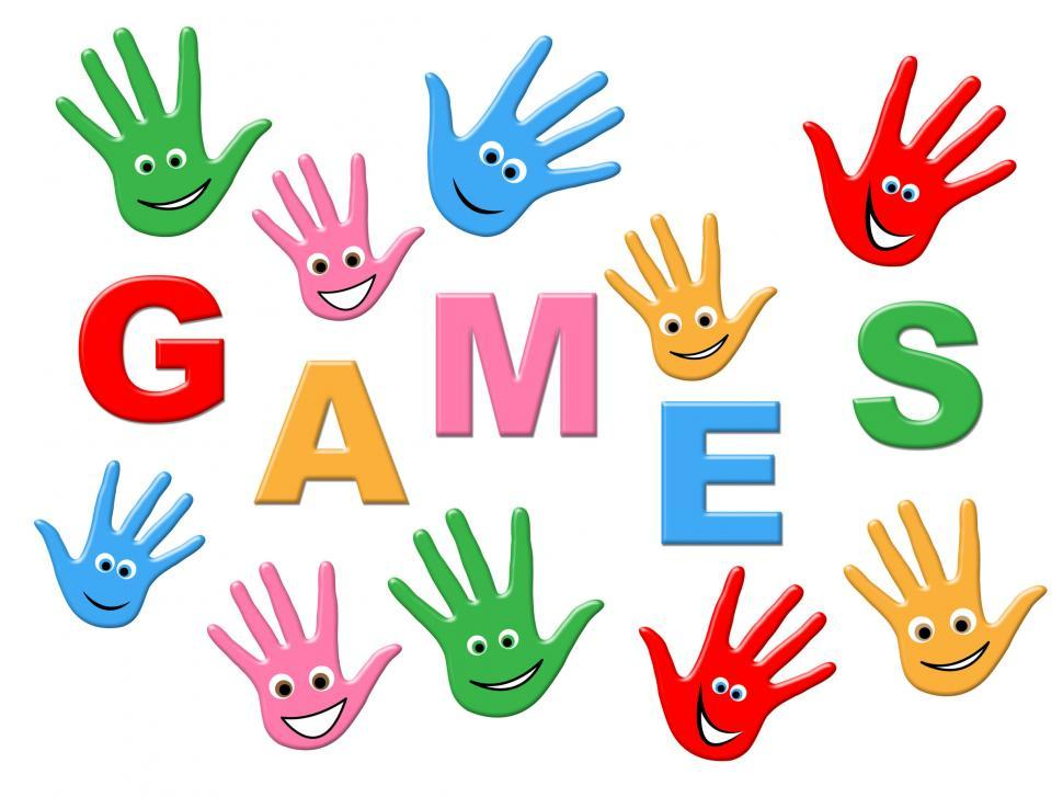 Download Free Stock Photo of Games Kids Indicates Play Time And Child