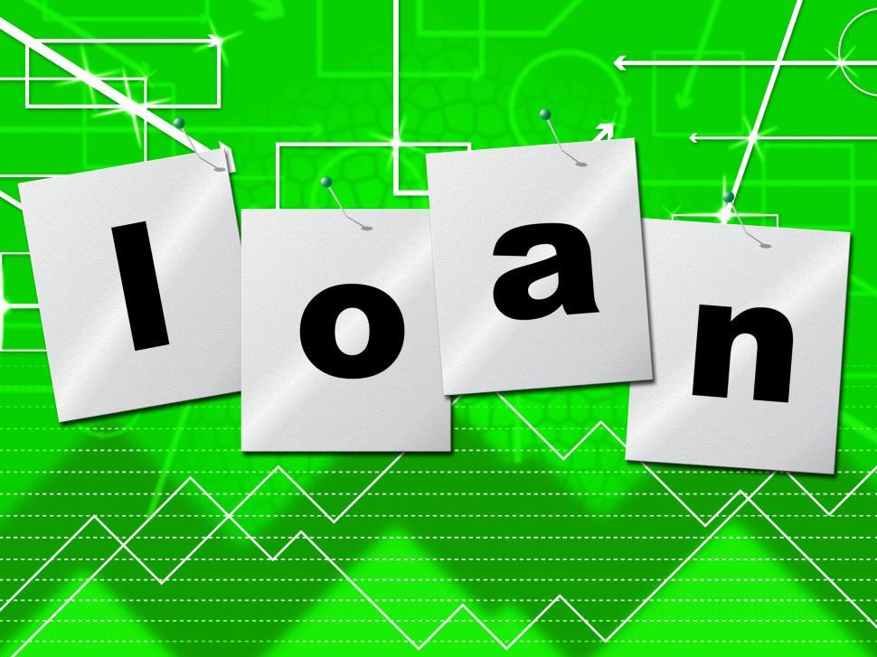Download Free Stock Photo of Borrow Loans Means Borrows Credit And Borrowing