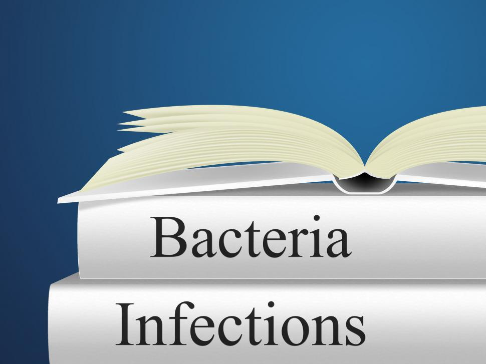 Download Free Stock HD Photo of Bacteria Infection Shows Health Care And Virus Online