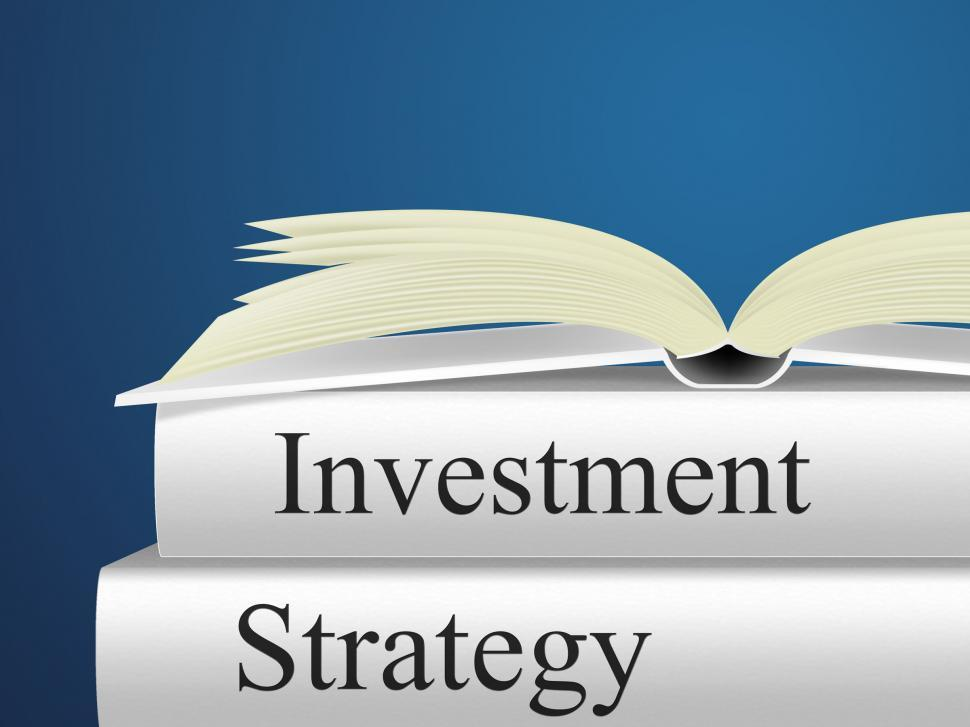 Download Free Stock HD Photo of Strategy Investment Represents Shares Growth And Investing Online