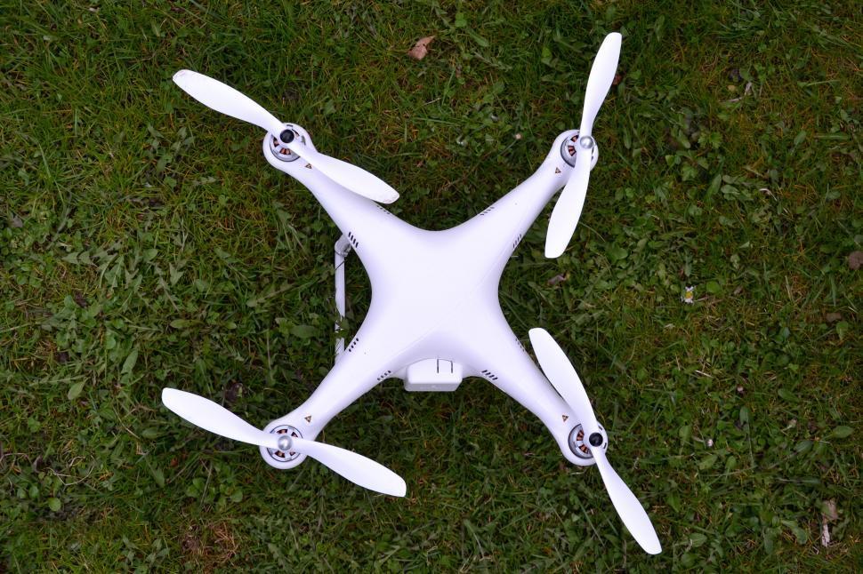 Download Free Stock HD Photo of Phantom drone  Online