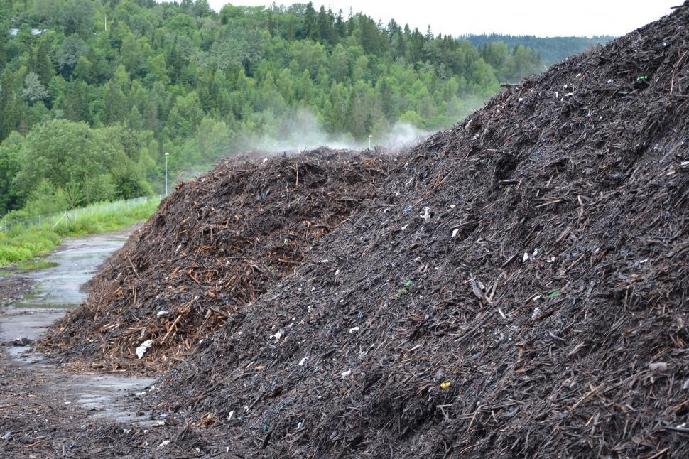 Download Free Stock Photo of Commercial composting