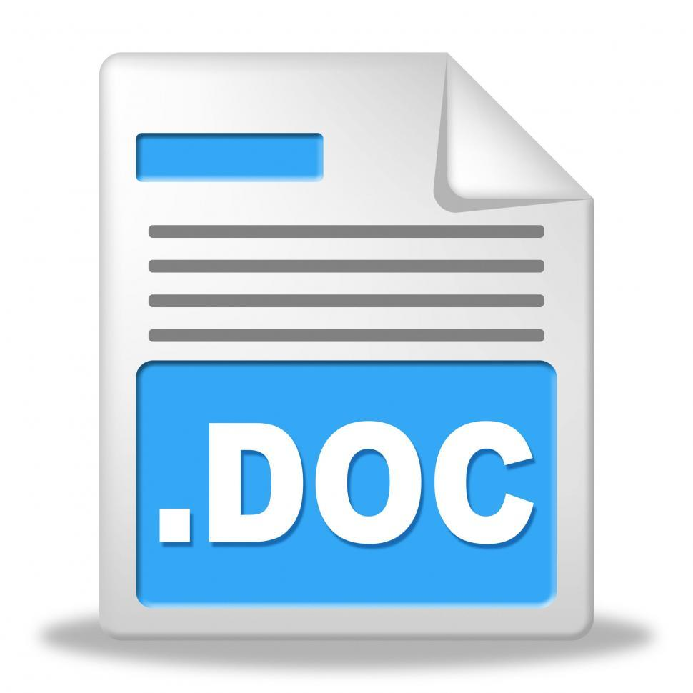 Download Free Stock HD Photo of Document File Represents Archives Correspondence And Folders Online