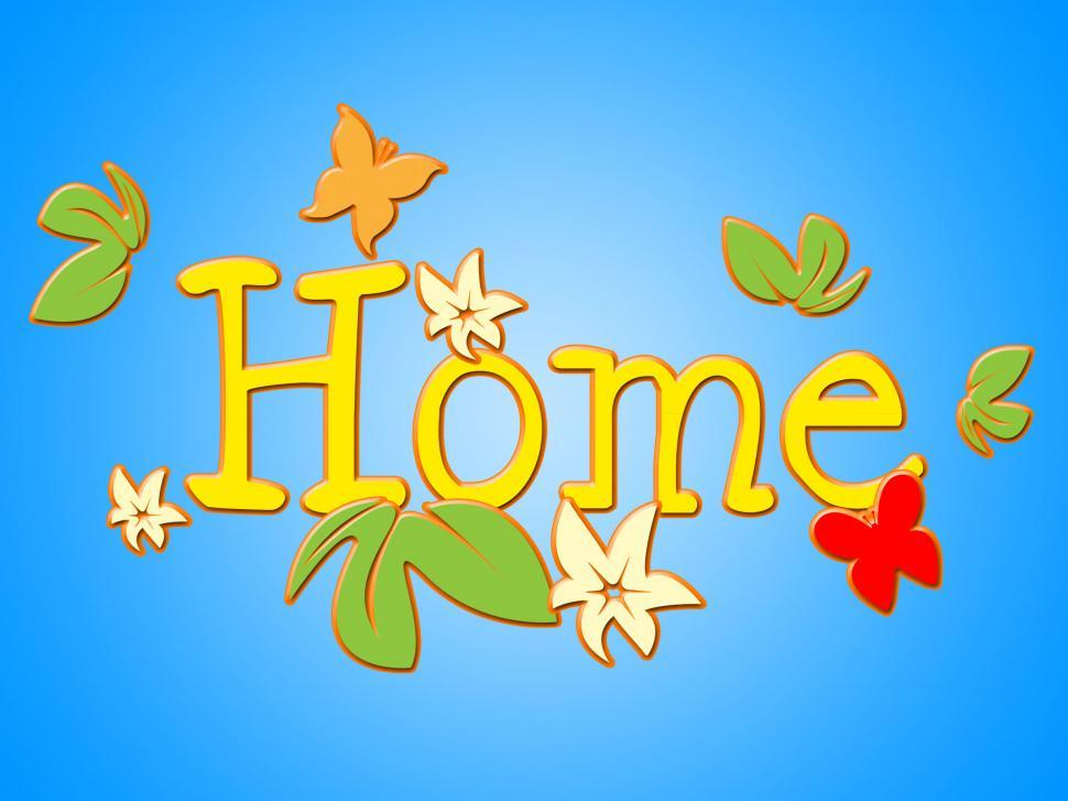 Download Free Stock Photo of Home Flowers Indicates Household Florist And Residence